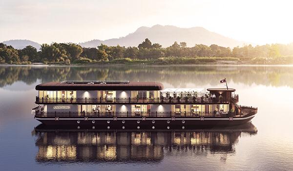 heritage line - press release - new luxury vessel upper mekong laos - article 1