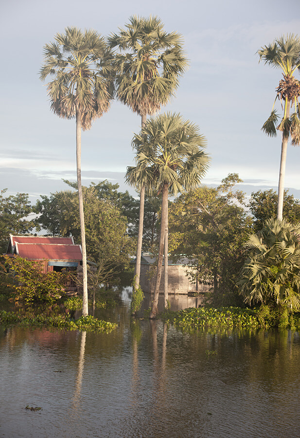 Experience Cambodia's watery Tonle region